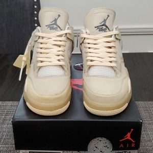 Off White Air Jordan 4 Retro
